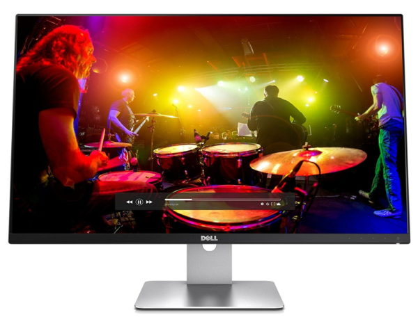 Dell S2715H 27-inch IPS Monitor (6 ms Response Time, Full HD 1920 x 1080 at 60 Hz, HDMI/USB/VGA, Integrated Speaker)