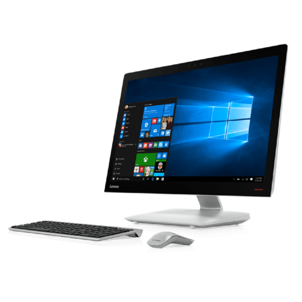 LENOVO IdeaCentre AIO 910 27″ Touchscreen All-in-One PC. Intel Core i5-6400T. 8GB RAM. 1TB HDD. NVIDIA GeForce 940MX
