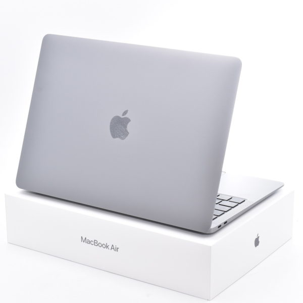 Boxed Space Grey 2020 Apple MacBook Air 13.3″ with Retina Display. Intel i5 1.1GHz. 8GB. 512GB SSD.